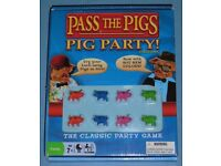 'Pass The Pigs' Pig Party (new)