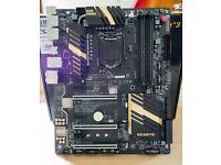 Gigabyte Z170X-UD5 TH Motherboard Socket 1151 Thunderbolt 3 Certified for Skylake i5 i7 processor