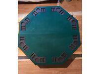 8 ppl Poker table top