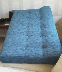 New Upholstered Seat Cushion 93x58x13cm