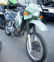 2003 Kawasaki KLR650 Excellente condition