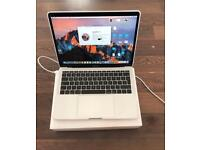 MacBook Pro 2017 i5 processor two Thunderbolt 3