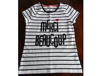 M&S girls t-shirt – age 11 years or younger