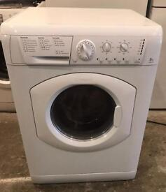 8kg Hotpoint HE8L493 Super Silent Washing Machine (Fully Working & 4 Month Warranty)