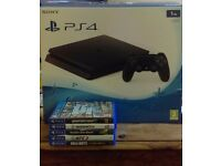 PS4 1TB and Games £350ono
