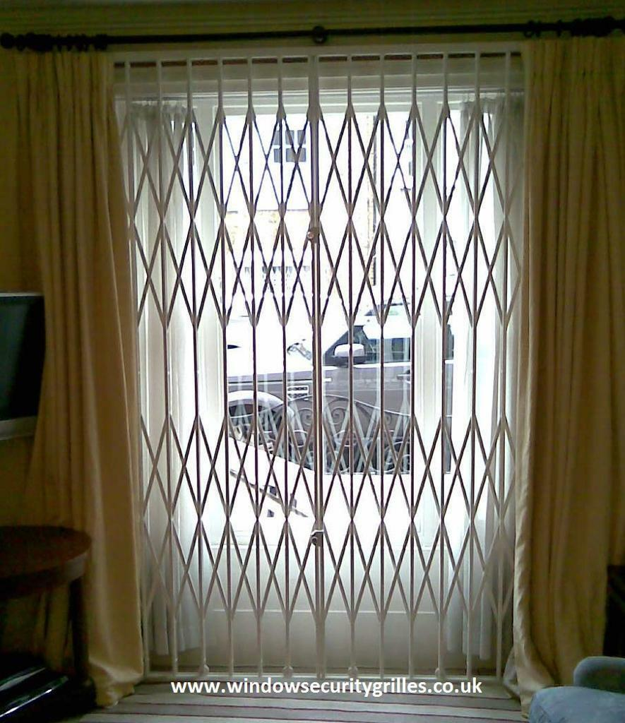 Window door security grilles bars roller shutters gates