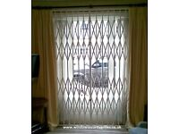 WINDOW & DOOR SECURITY GRILLES BARS ROLLER-SHUTTERS, GATES FITTED IN MIDLANDS - Call 07812153554