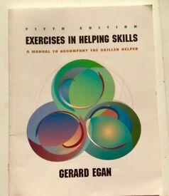 Exersises in Helping Skills by Gerard Egan