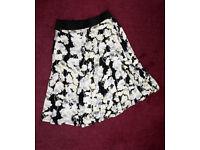 Marks & Spencer's Gathered Skirt size14