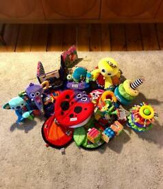 Lamaze Baby Development Toy Collection