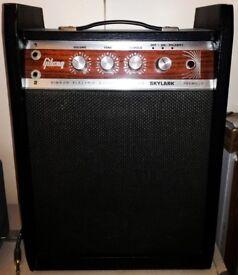 1967 Gibson Skylark GA5-T. Like Fender Champ. Trades?