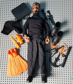 VINTAGE ACTION MAN AND ACCESSORIES