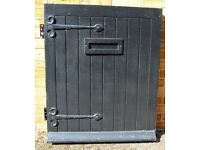 Good, solid (1984) Stable Doors