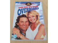 Overboard (1987) and Mr & Mrs Smith (2005) DVDs