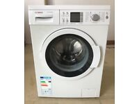 Bosch washing machine, model WAQ28450GB, fully working, in clean condition