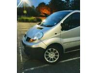 Traffic vivaro primastar alloy wheels