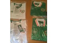 Ireland home and away 2016 football shirt