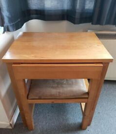 Wooden Table and Chair for Sale
