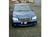 Mercedes C Class DIESEL C200 CDI Excellent condition