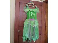 Disney Fairies Tinkerbell Dress Up Costume