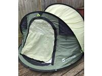 Outwell pop up tent (m)