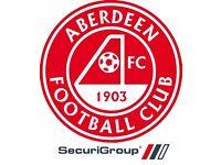 Match Day Stewards | Aberdeen Football Club