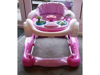 MyChild 2 in 1 Coupe Baby Walker