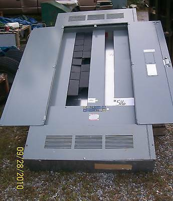 Square D I-line Panelboard 400 Amp With Main Nema 1
