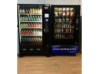 Vending Machines for Rent, South Wales 🏴󠁧󠁢󠁷󠁬󠁳󠁿 £10pw