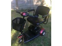 GOGO Elite Traveller Mobility Scooter - three wheeler