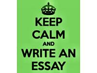 Free consultation in essays, assignments. Editing.