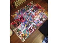 Two Thousand Judge Dredd 2000AD Comics