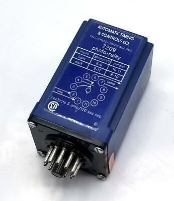 Atc 7209 Photo Relay 120 V 11 Pin