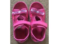 Pink Clarks Sandals - Size 11