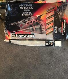 Vintage star wars collection