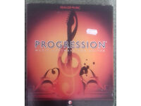 Notion PROGRESSION Guitar Composition Software