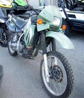 2003 Kawasaki KLR650 Excellante condition