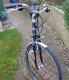 """Dawes Tanami Mens Bike 18"""" frame"""