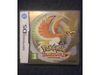 Rare Pokemon Heart Gold DS original game!