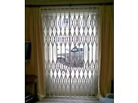 WINDOW & DOOR SECURITY GRILLES MADE IN LONDON - CALL 07812153554 FOR FREE QUOTE