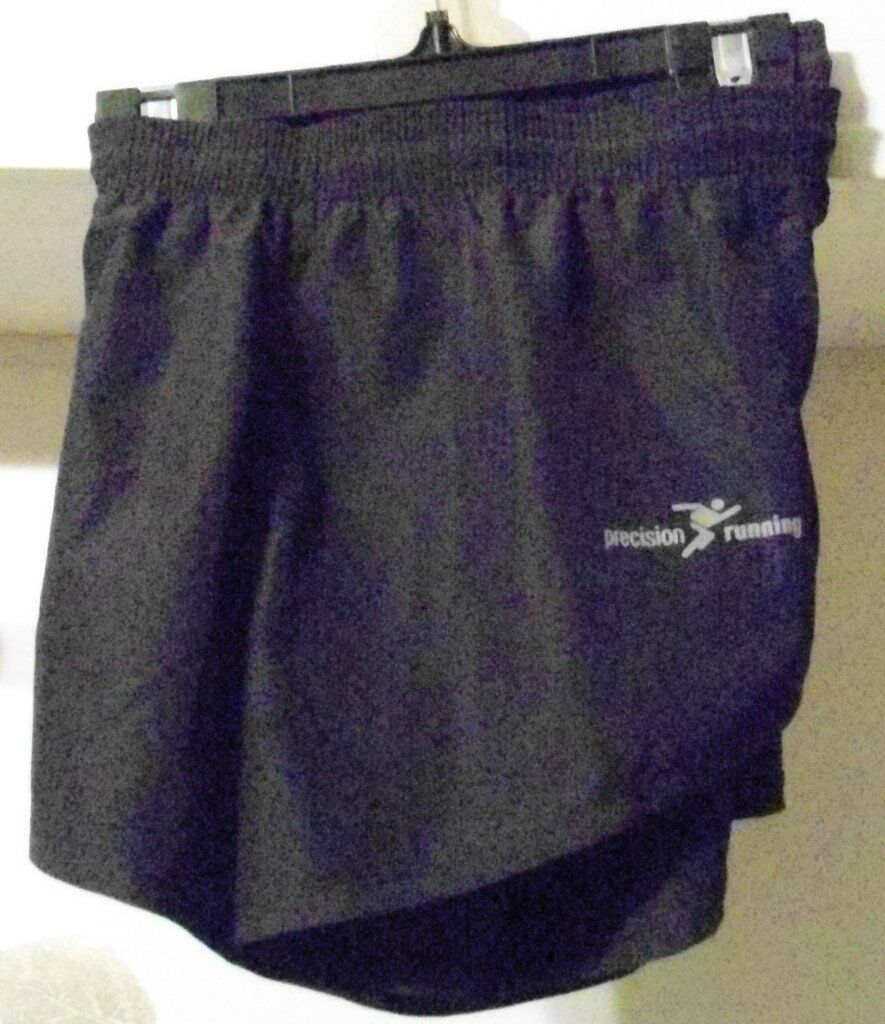 Mens Precision Training Running Shorts. Black. Size 26 28in Stockton on Tees, County DurhamGumtree - Mens Precision Training Running Shorts. Black. Size 26 28 Product Code TRR01526. Cool and Lightweight. Internal mesh shorts wicks moisture away from the body. 100% Polyester. Elasticated waist with internal drawstring. New with tags. R.R.P. £12.00....