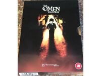 The Omen Trilogy DVD in Excellent Condition