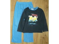 Despicable Me / Minion long Pyjamas from F&F (Tesco) 4-5 years