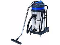 3 Motor ,3000 Watt ,Wet And Dry ,Car Wash & Valeting ,Industrial Vacuum Cleaner
