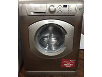Hotpoint WMF760 7kg 1600 Spin Silver LCD Display Washing Machine 1 YEAR GUARANTEE FREE FITTING