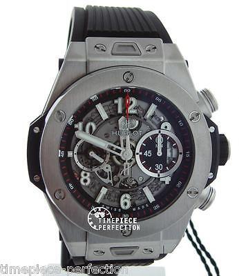 Hublot Big Bang Unico Titanium 45mm 411.NX.1170.RX Watch