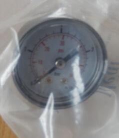 IDEAL BOILER Pressure Gauge Kit is a new boiler spare part, unopened. Genuine part.