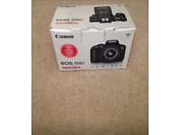Selling a Canon EOS 750D