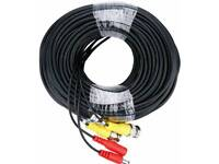 40m dvr cctv cable bnc extension