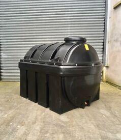 Bunded Oil Tank 2500Litre